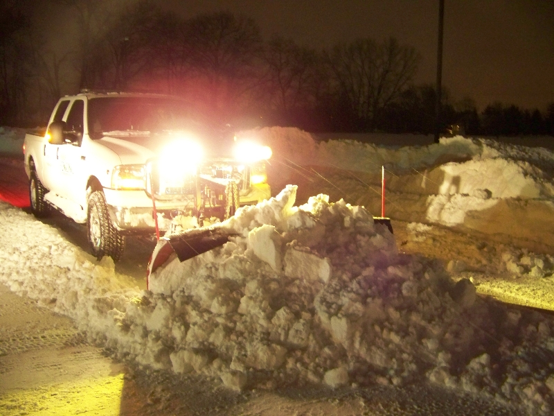 Snow Removal & Ice Management3