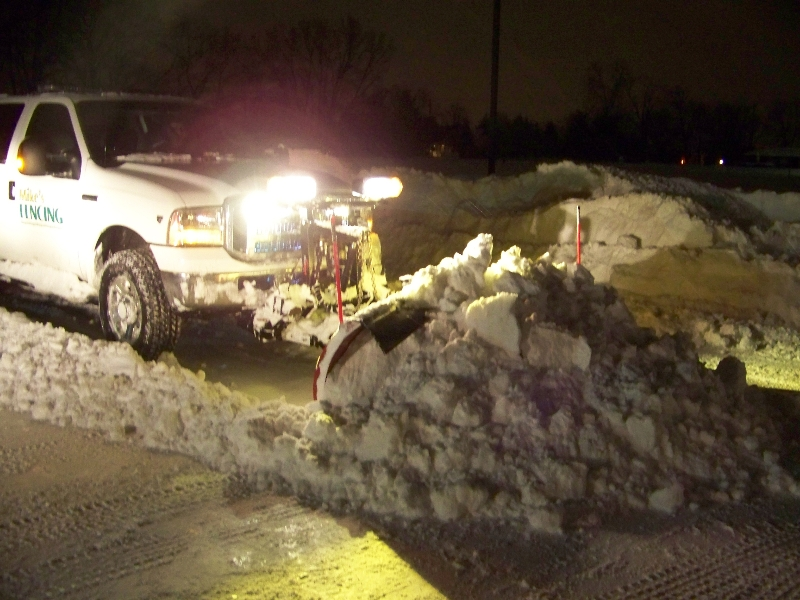 Snow Removal & Ice Management4