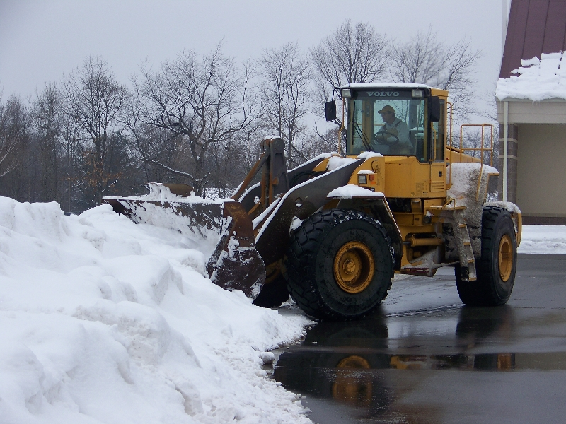 Snow Removal & Ice Management5