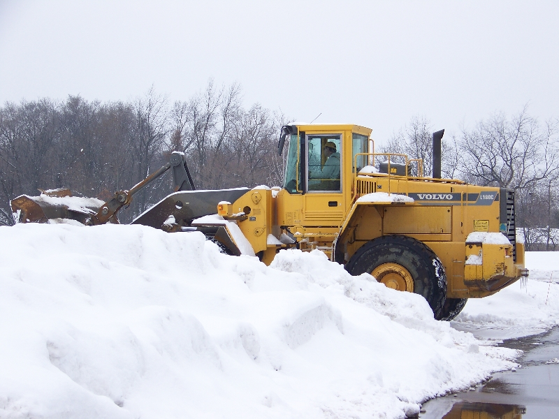 Snow Removal & Ice Management7