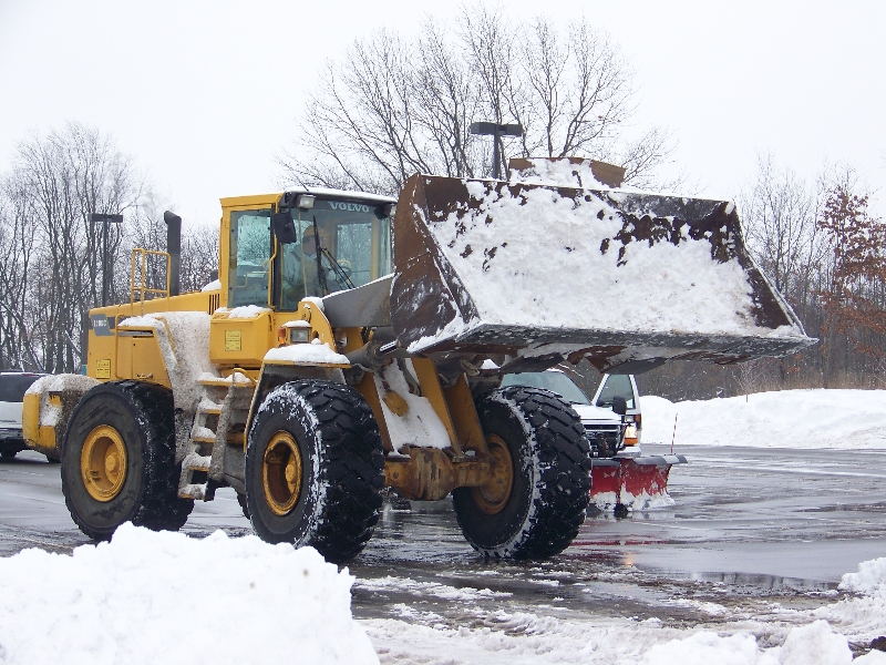Snow Removal & Ice Management8
