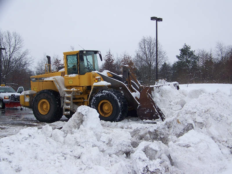 Snow Removal & Ice Management9
