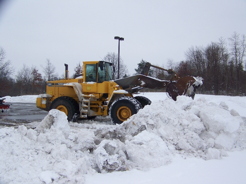 Snow Removal & Ice Management10