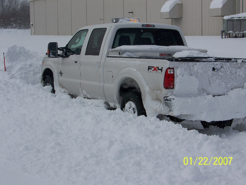 Snow Removal & Ice Management14