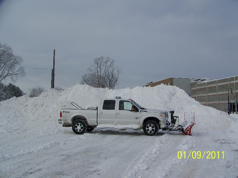 Snow Removal & Ice Management16