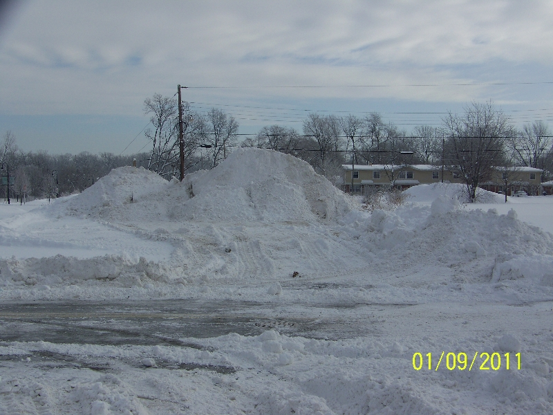 Snow Removal & Ice Management17