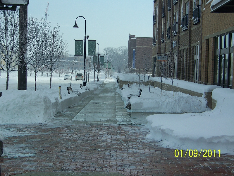 Snow Removal & Ice Management25