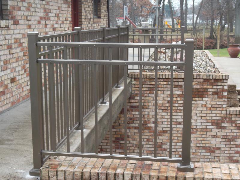 Residential Aluminum Fencing29