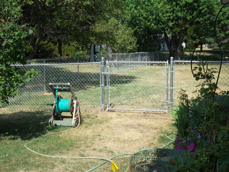 Residential Chain Link Fencing13
