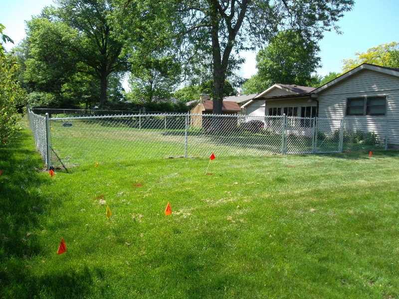Residential Chain Link Fencing15