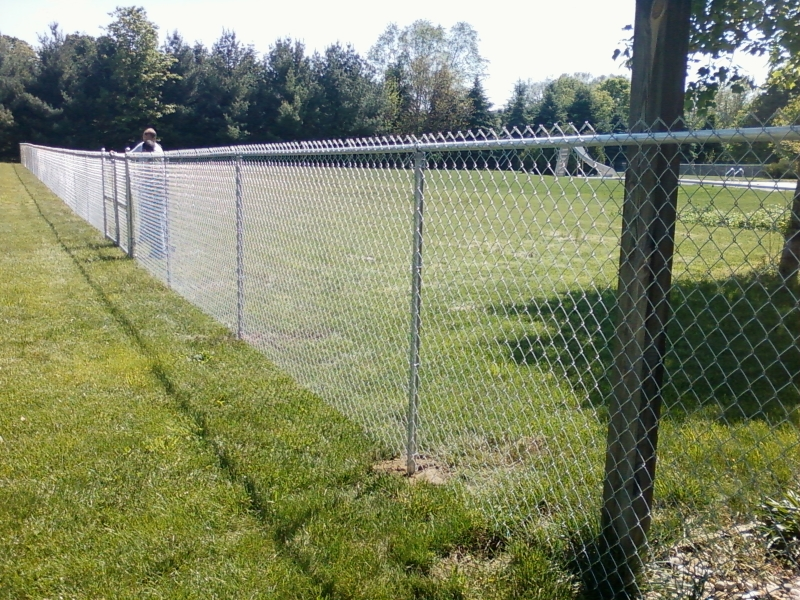 residential chain link fencing21