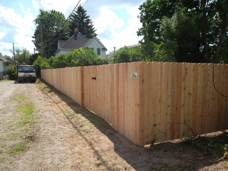 Residential Wood Fencing17