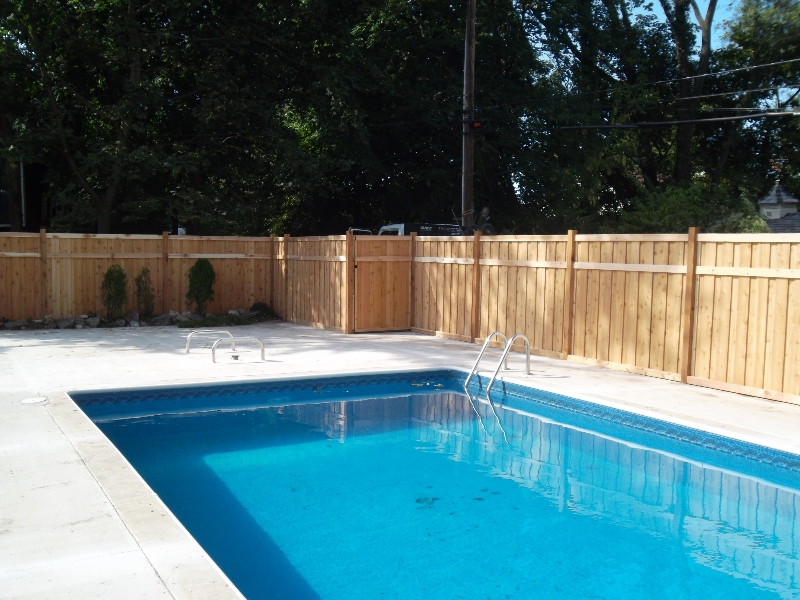 Residential Wood Fencing1