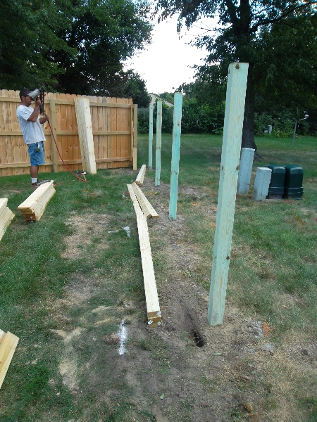 Residential Wood Fencing13