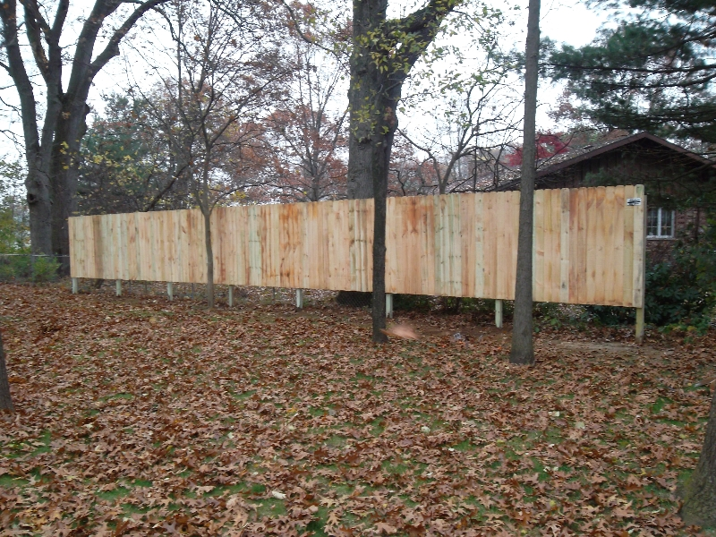 Residential Wood Fencing10
