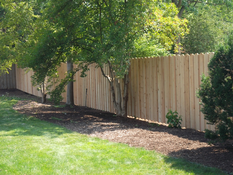 Residential Wood Fencing6