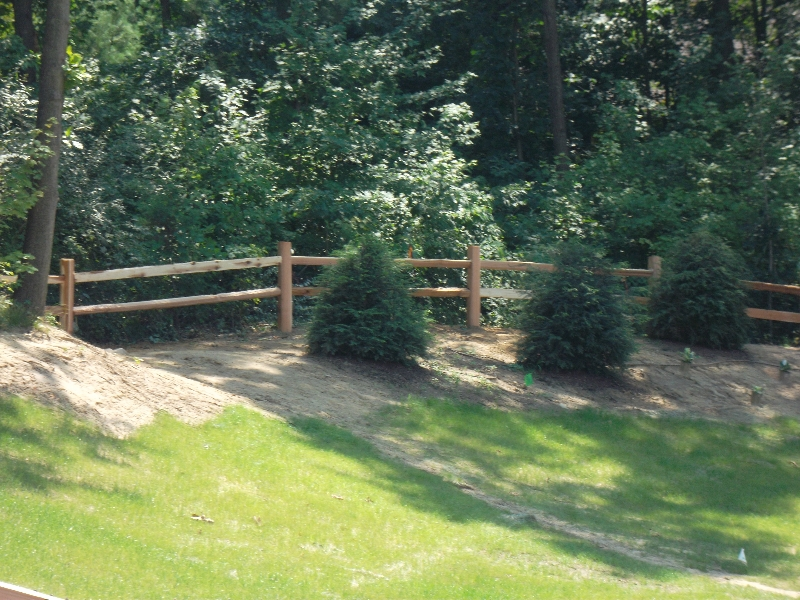Residential Wood Fencing4