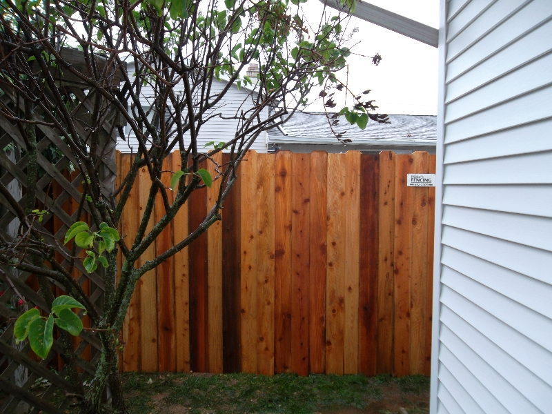 Residential Wood Fencing2