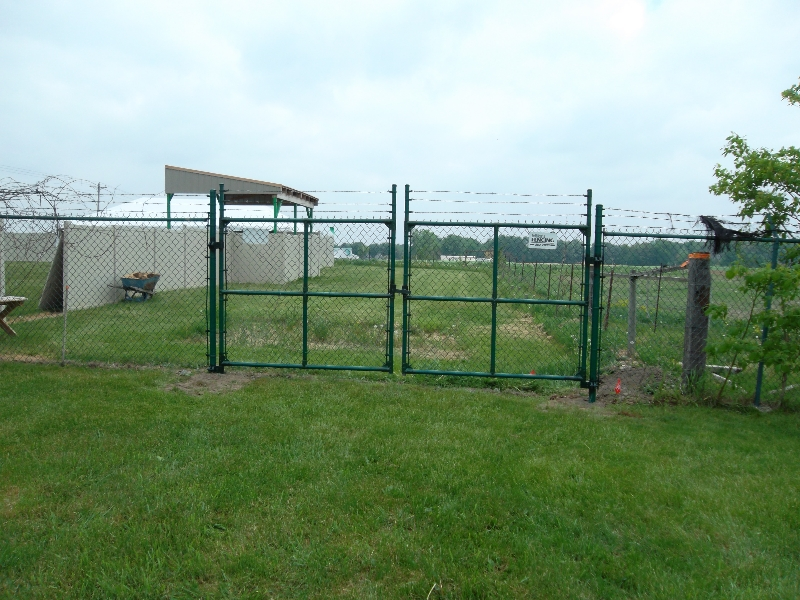 Chain Link Fencing9