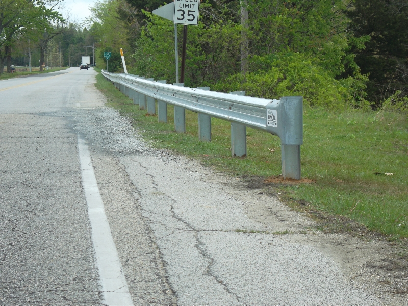 Guard rails mikes fencing inc