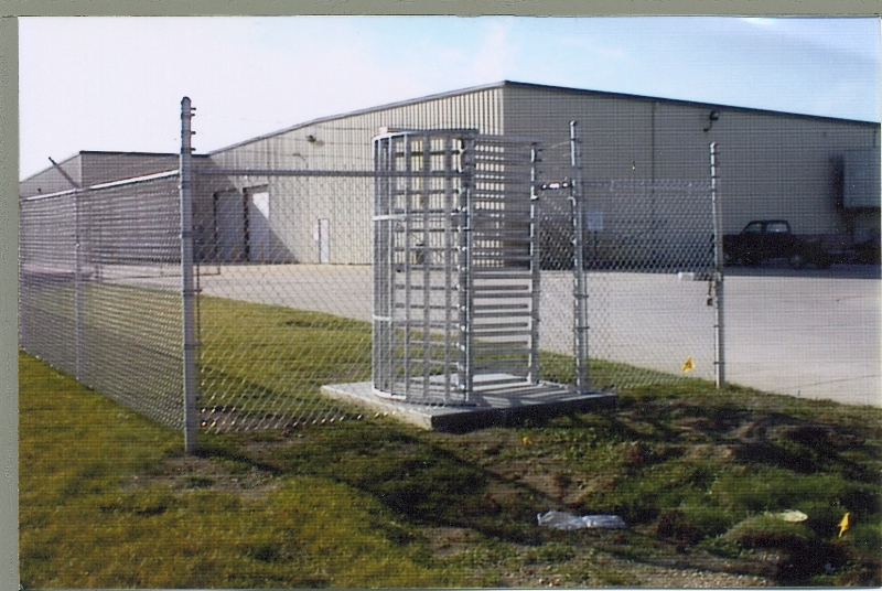 Access control mikes fencing inc
