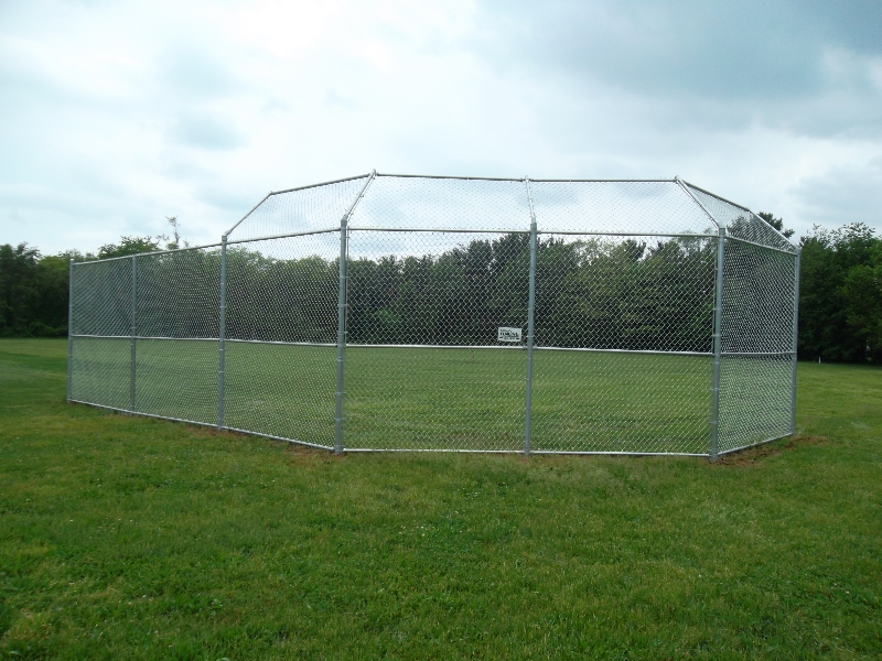 Chain Link Fencing7